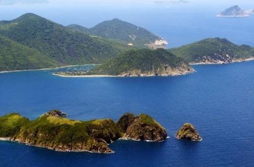 Thơ mộng đảo Hòn Mun